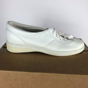 Grasshoppers Ashland Smooth Sneakers 7.5M, White